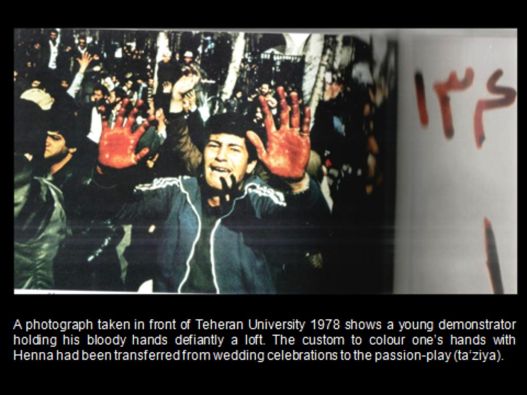 Secular Interests - Religious Revolution: Iran 1978/79